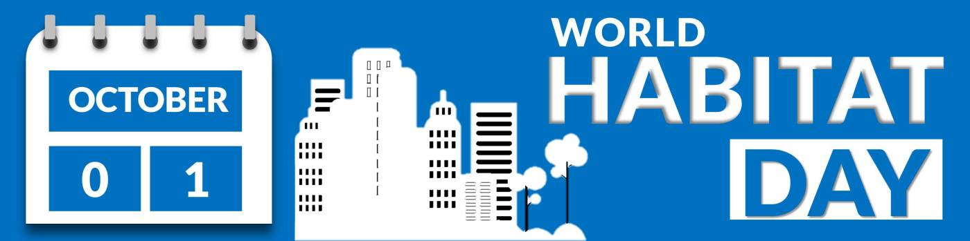 World Habitat Day by United Nations