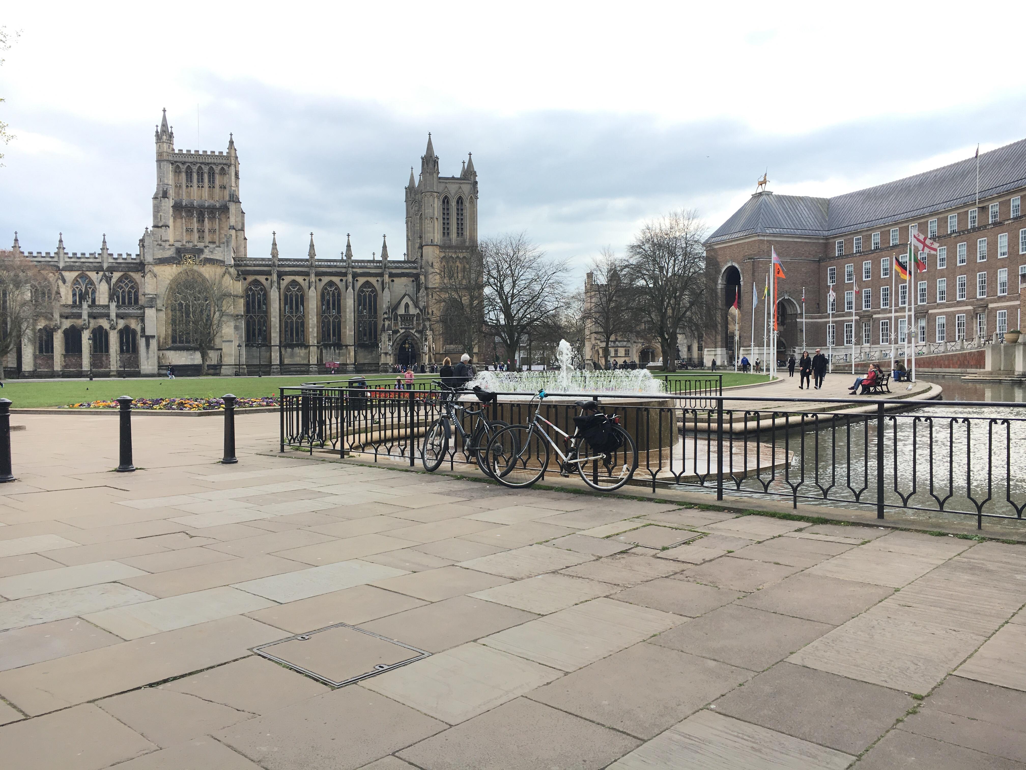 Bristol Cathedral, FindYourOwnLight, Church, Travel,