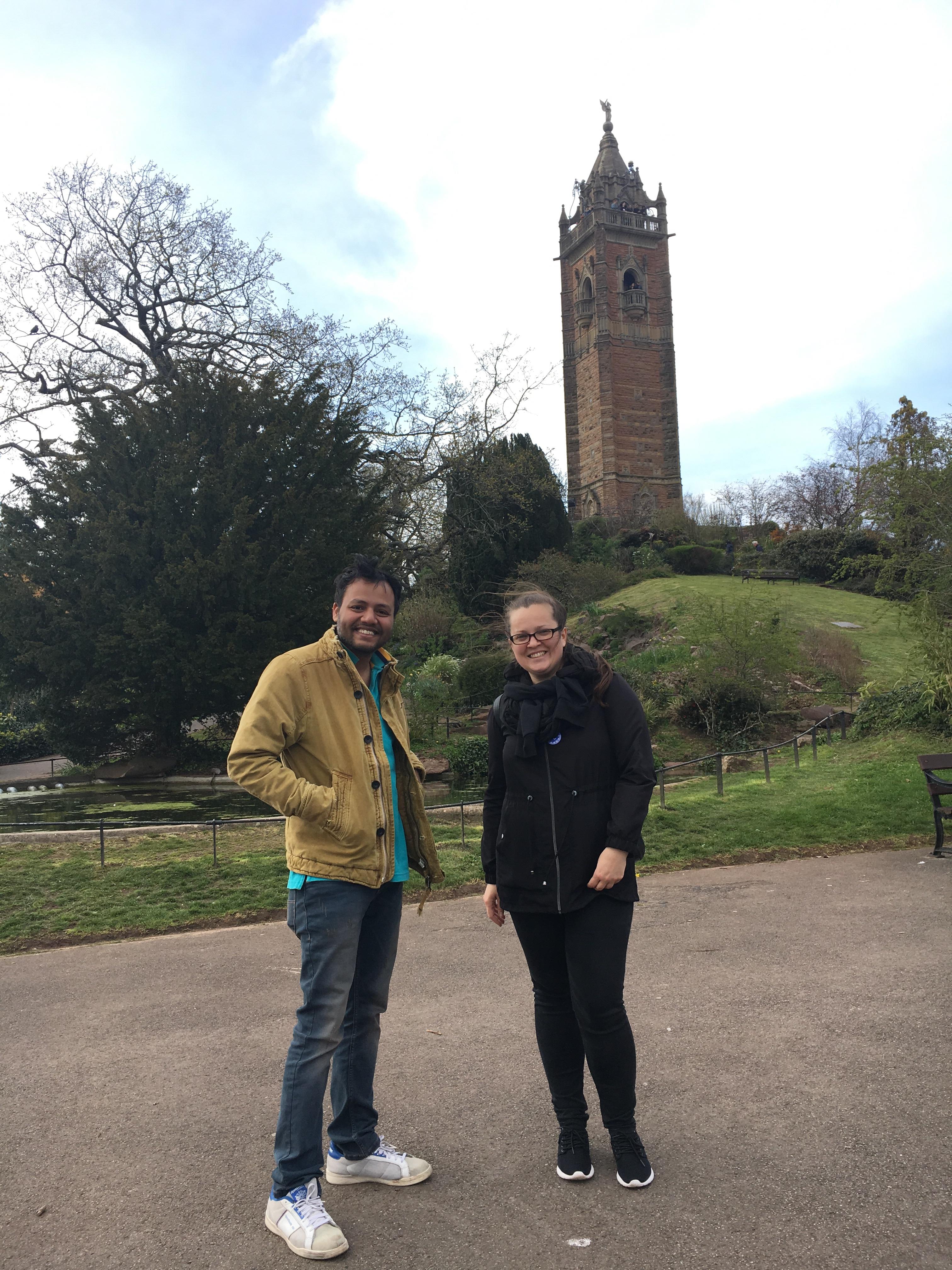 Cabot Tower, Brandon Hill, Bristol, Park, FindYourOwnLight